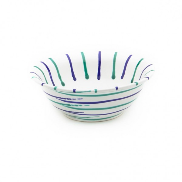 Gmundner Keramik Traunsee Schüssel rund Salat SRSA20 20cm