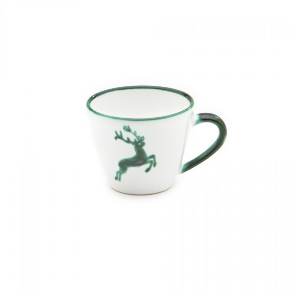 Gmundner Keramik Grüner Hirsch Kaffeeobere Gourmet (TKGO09) 0,2 l