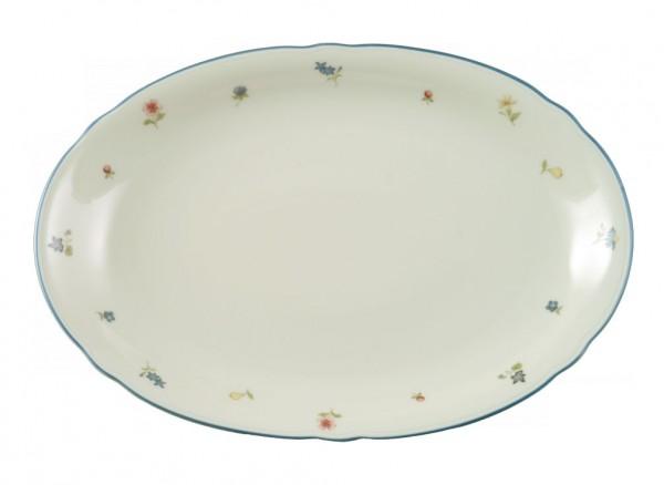 Seltmann Marieluise Streublume Platte oval 31 cm