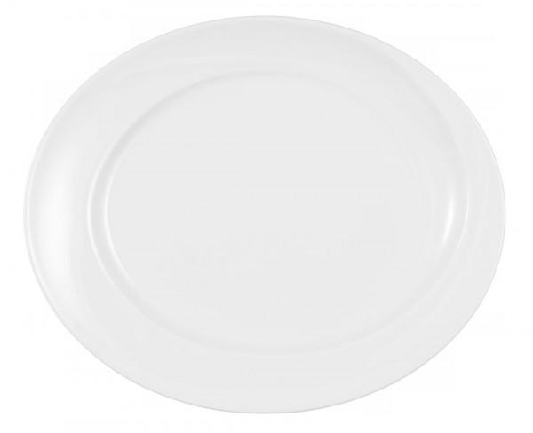 Seltmann Paso weiß Platte oval 31 cm