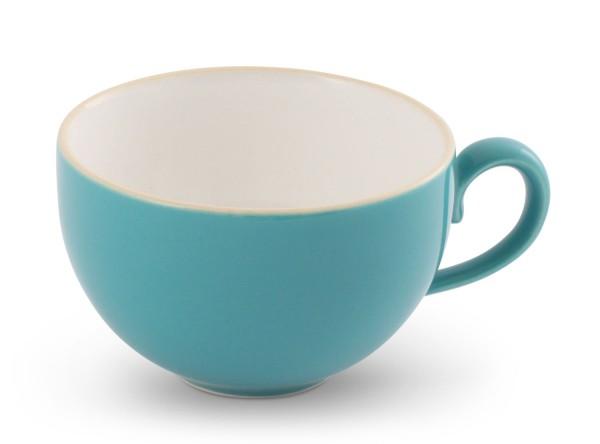 Friesland Trendmix Kaffee-Obertasse 3 Jade-Grün innen weiß 0,24 l