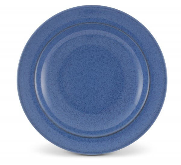 Friesland Ammerland blue Suppenteller mit Fahne 23 cm