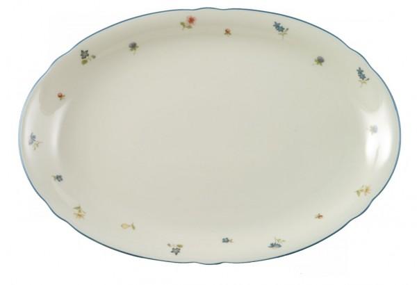 Seltmann Marieluise Streublume Platte oval 35 cm