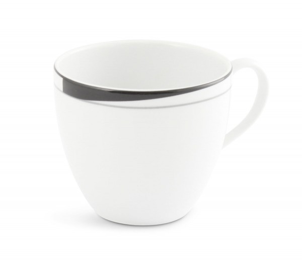 Friesland La Belle Black & White Kaffee-Obertasse 0,20 l