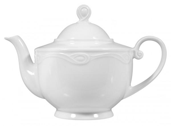 Seltmann Desiree weiß Teekanne 1,25l