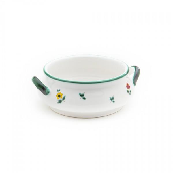 Gmundner Keramik Streublume Suppen-Obertasse (SASU13) 0,37 l