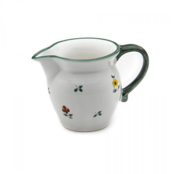 Gmundner Keramik Streublume Milchgießer glatt (GMGL07) 0,5 l
