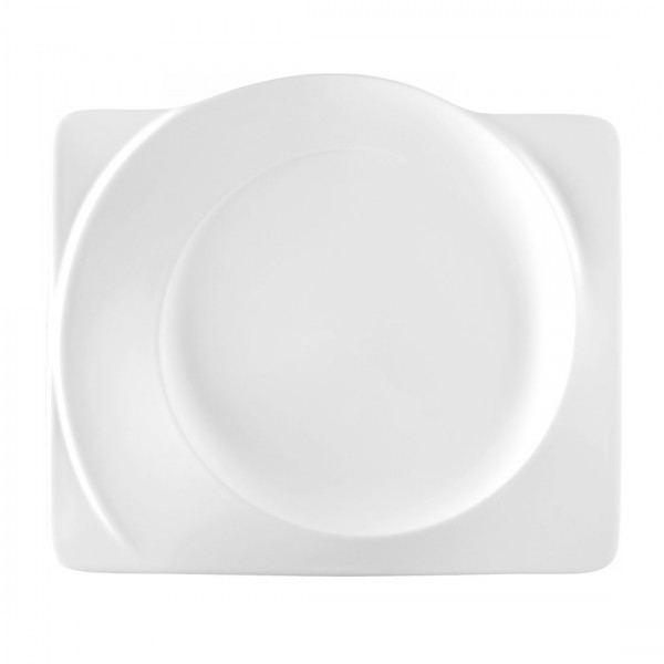 Seltmann Paso weiß Speiseteller eckig 30 cm