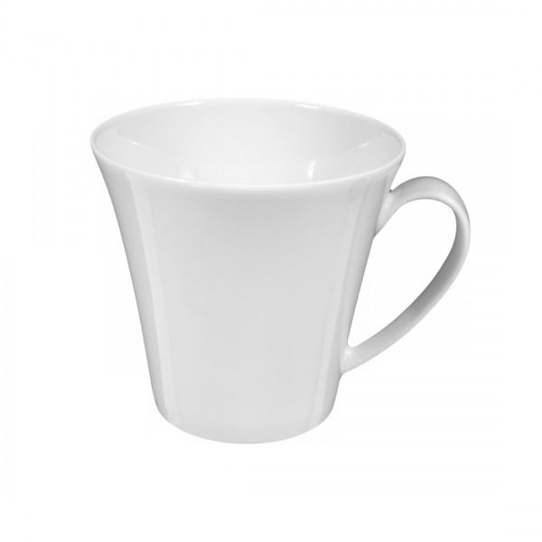 Seltmann Top Life uni weiß Kaffee-Obertasse 0,21l
