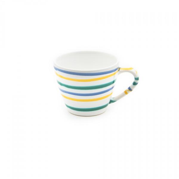 Gmundner Keramik Buntgeflammt Kaffeeobere Gourmet TKGO09 0,2l