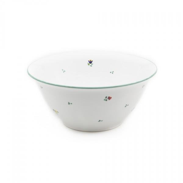 Gmundner Keramik Streublume Salatschüssel rund (SRSA33) 33 cm