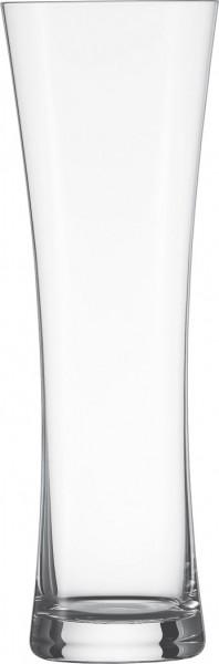 Schott Biergläser Beer Basic - kleines Weizenbierglas (8710/0,3) Höhe 21,7 cm - 0,3l