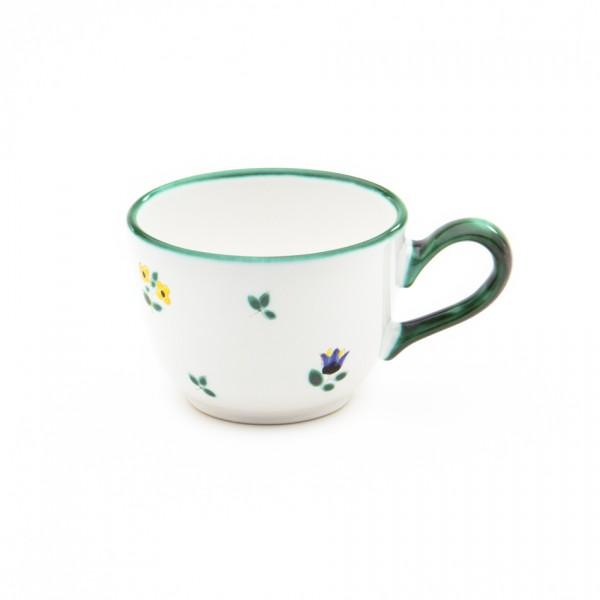 Gmundner Keramik Streublume Kaffee-Obertasse glatt classic (TKGL10) 0,19 l