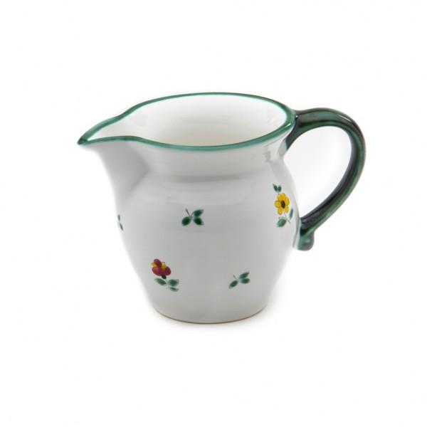 Gmundner Keramik Streublume Milchgießer glatt (GMGL05) 0,3 l