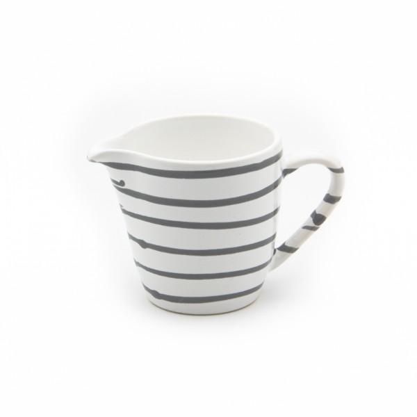 Gmundner Keramik Graugeflammt Milchgießer Gourmet (GMGO05) 0,2 l