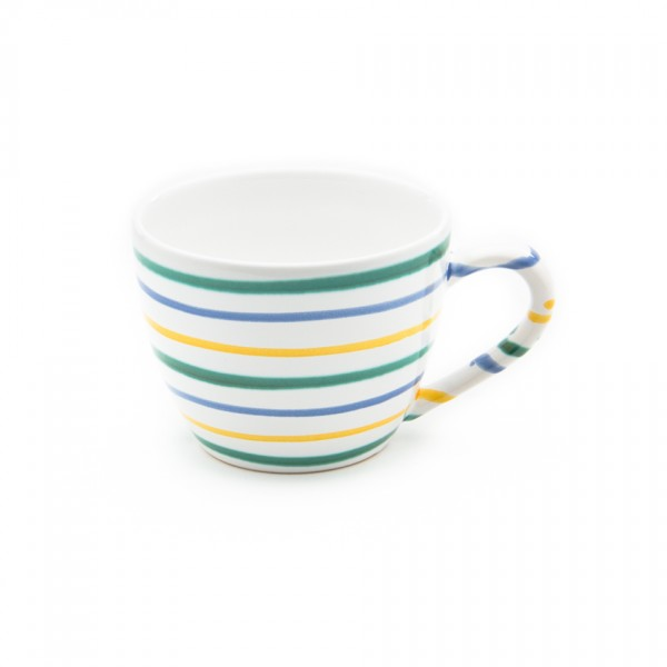 Gmundner Keramik Buntgeflammt Teetasse Maxima TTMA12 0,4l