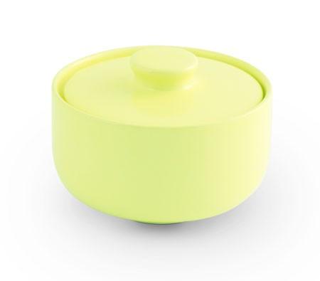 Friesland Trendmix Zuckerdose 3 Pastellgelb