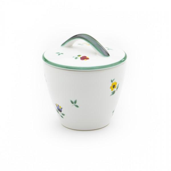 Gmundner Keramik Streublume Zuckerdose Gourmet (DZGO09) 9 cm