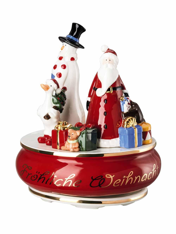 Hutschenreuther Weihnachtsartikel Sammelserie Weihnachtslieder 2018 ...