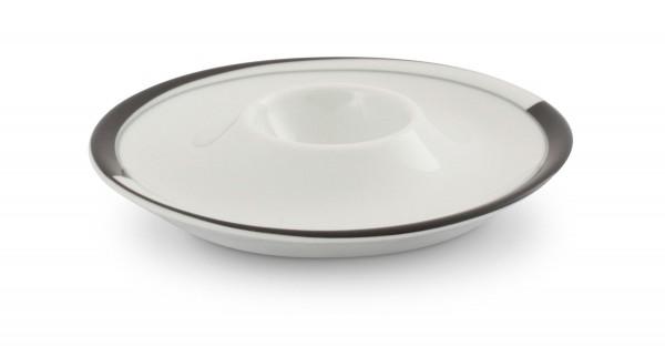 Friesland La Belle Black & White Eierbecher 13 cm