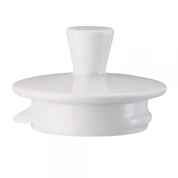 Arzberg 1382, weiß Deckel zur Teekanne 1,2 l | Schäfer - Küche und Tisch
