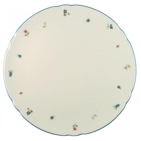 Seltmann Marieluise Streublume Tortenplatte 30 cm
