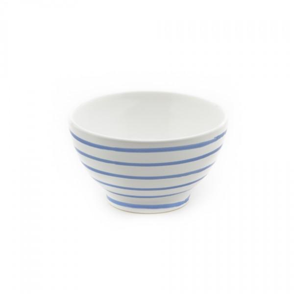 Gmundner Keramik Blaugeflammt Müslischale (SAFR14) 14 cm