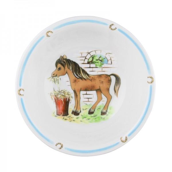 Kindergeschirre Seltmann, Mein Pony 24778 Schüssel rund 16 cm