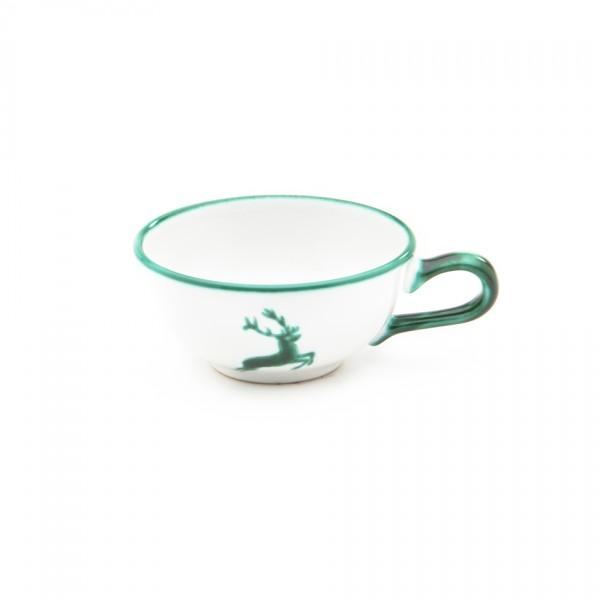 Gmundner Keramik Grüner Hirsch Tee-Obertasse Maxima (TTMA12) 0,4 l