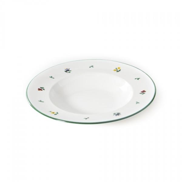 Gmundner Keramik Streublume Pastateller Gourmet (TEGO29) 29 cm