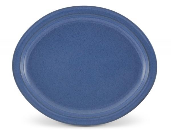 Friesland Ammerland blue Platte oval (4) 32 cm