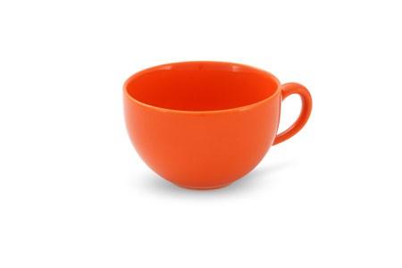 Friesland Happymix Orange Kaffee-Obertasse uni 0,24l