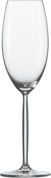 Schott Diva Champagnerglas mit Moussierpunkt (77) 24,7 cm