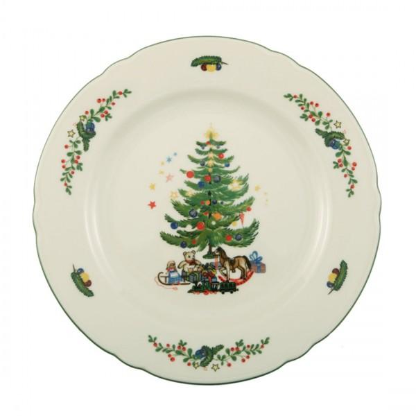Seltmann Marie-Luise Weihnachten Frühstücksteller rund 20 cm