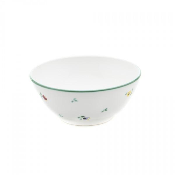 Gmundner Keramik Streublume Schüssel rund (SUSE23) 23 cm
