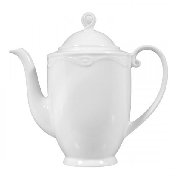 Seltmann Desiree weiß Kaffeekanne 1,35l