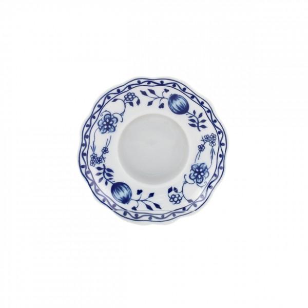 Winterling Romantika, Zwiebelmuster Teelichthalter festoniert 9 cm