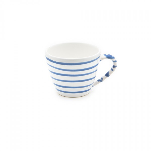 Gmundner Keramik Blaugeflammt Kaffeeobere Gourmet (TKGO09) 0,2 l