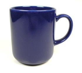Friesland Happymix Blau Becher mit Henkel uni 0,25 l