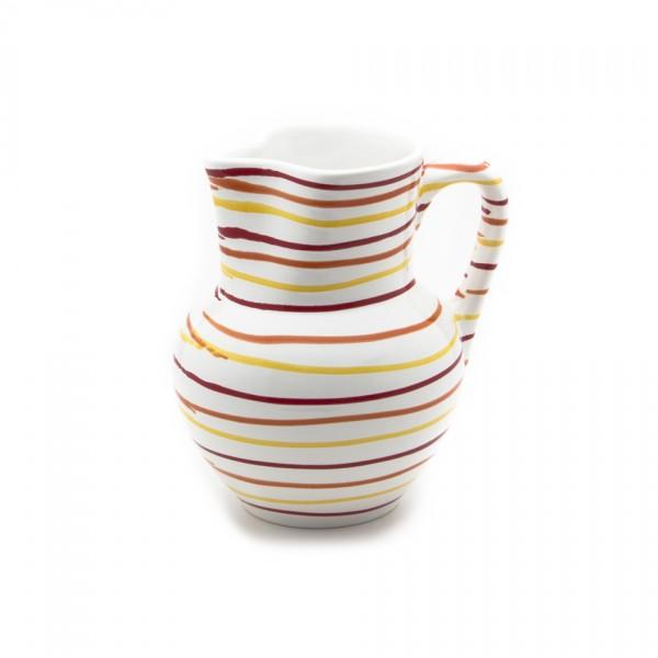 Gmundner Keramik Landlust Krug Wiener Form (KRWF09) 1 l