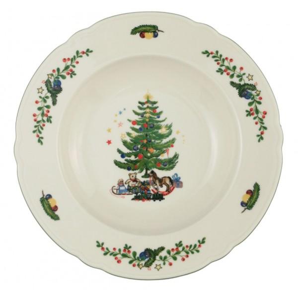 Seltmann Marie-Luise Weihnachten Suppenteller 23 cm