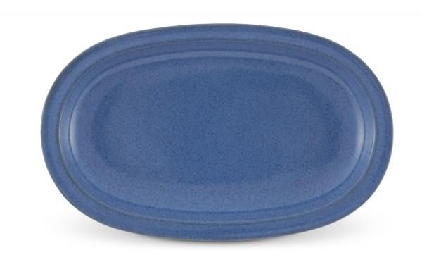 Friesland Ammerland blue Platte oval (1) 24 cm
