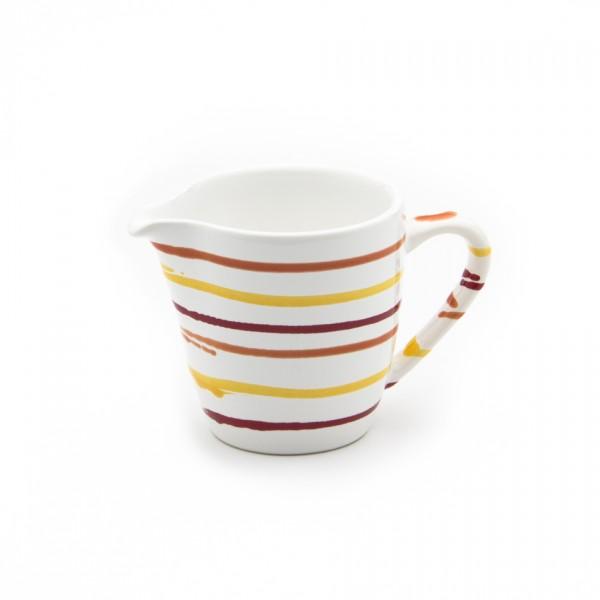 Gmundner Keramik Landlust Milchgießer Gourmet GMGO05 0,2l