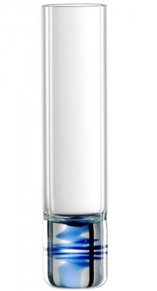 Eisch Cin Cin Schnaps Shot Blau (813) Höhe 13 cm