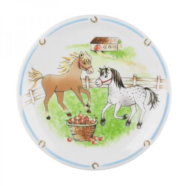 Kindergeschirre Seltmann, Mein Pony 24778 Frühstücksteller 20 cm