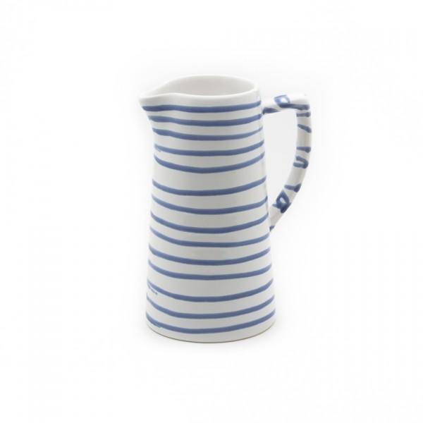 Gmundner Keramik Blaugeflammt Wasserkrug (KRWA07) 0,7 l