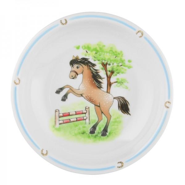 Kindergeschirre Seltmann, Mein Pony 24778 Suppenteller 22 cm