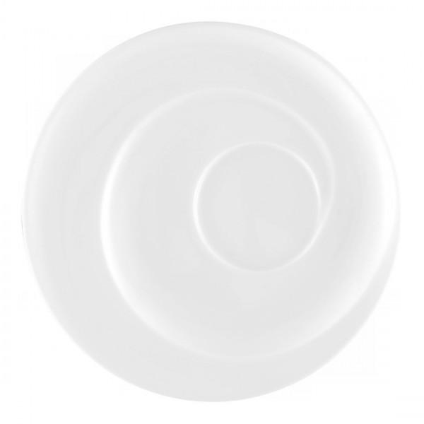 Seltmann Paso weiß Kombi-Untertasse rund 16,5 cm