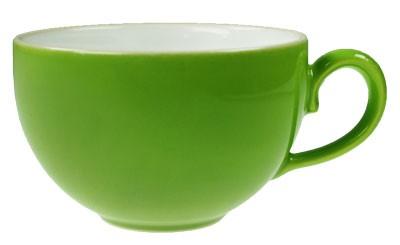 Friesland Happymix Limette NEU-Kaffeeobere innen weiß 0,24 l