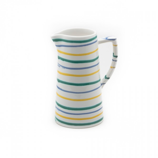 Gmundner Keramik Buntgeflammt Wasserkrug KRWA07 0,7l